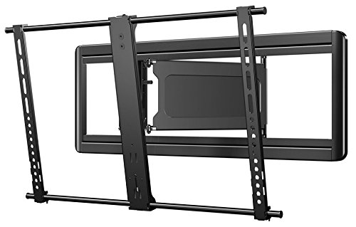 Sanus - TV Wallmount VLF613, 40 - 84, fullmotion, Black - Black - Metal (1 Accessories)