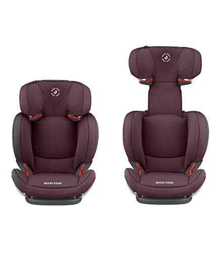 Maxi-Cosi RodiFix AirProtect Child Car Seat, Isofix Booster Seat, Red, 15-36 kg Maxi-Cosi Booster car seat for children from 15-36 kg (3.5 to 12 years) Grows along with your child thanks to the easy headrest and backrest adjustment from the top Patented air protect technology for extra protection of child's head 12