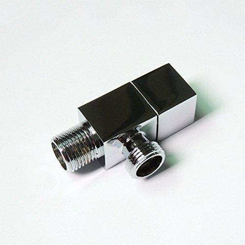 FEMS-Dreieck Ventil Wasser Heizung Winkel Ventil heiß und kalt Wasserhahn Cut-off Ventil Kupfer (Gas-wasser-heizung Kommerzielle)