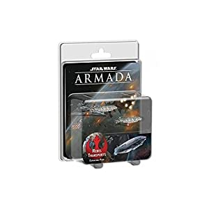 Asmodee-ubiswm19-Star Wars Armada-Transporte Rebeldes