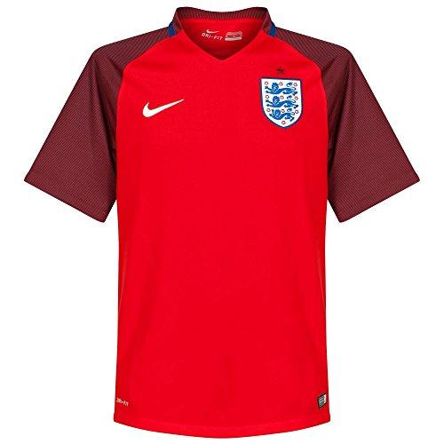 Selección de Fútbol de Inglaterra 2015 2016 - Camiseta oficial Nike d8f3c991112a9