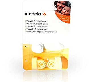 Medela Breastpump Replacement Valves and Membranes (B000ODZS96) | Amazon price tracker / tracking, Amazon price history charts, Amazon price watches, Amazon price drop alerts