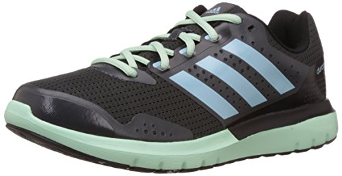 adidas Women's Duramo 7 W Grey, Frozen Blue and Frozen Green Mesh Running Shoes - 4 UK  available at amazon for Rs.3779