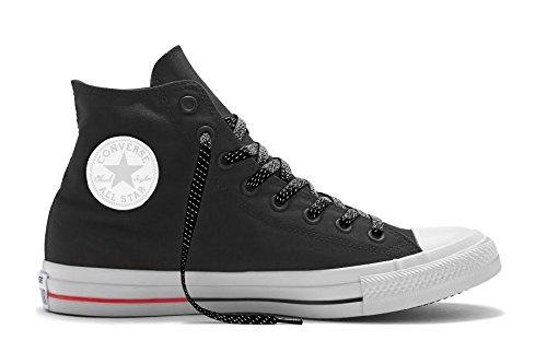 Converse Chuck 153792C sneaker High Black/White/Lava black/white/lava