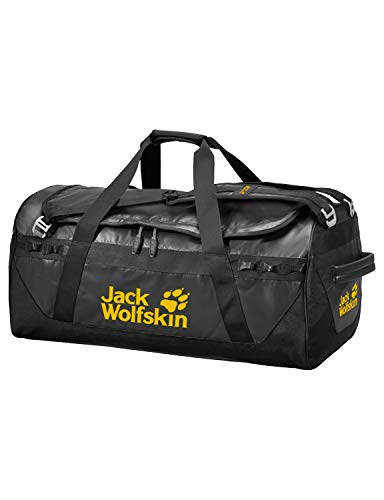 Jack Wolfskin Reisegepäck Expedition Trunk 100, Black, One Size