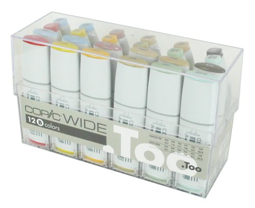 Copic Wide - Set B - 12er Set
