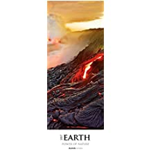 Earth  - Power of Nature 2017 - Streifenkalender XXL (25 x 70) - Landschaftskalender - Naturkalender
