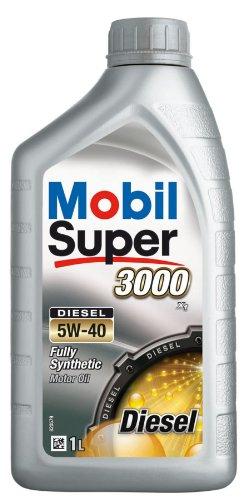 MOBIL S3000 5W40 DIESEL 1L.