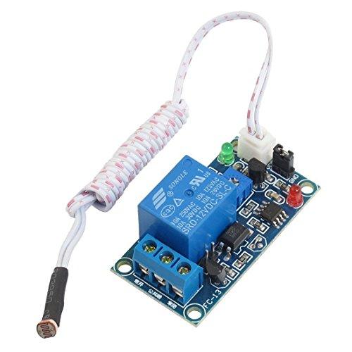 Preisvergleich Produktbild Soccik Lichtschranke Sensor Relaismodul Light Barrier Sensor Stabiler Relay Module Photo Sensor Electronic Sensor Switch Das Modul Mit Lichtschranke Sensor Relaismodul Kann Den Einsatz In Strassenlaterne Automatisierungstechnik Erfassen der Helligkeit
