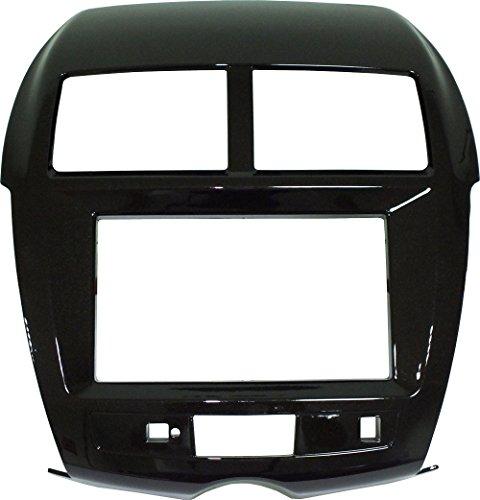 mascherina-autoradio-2-din-con-kit-di-montaggio-completo-di-staffe-per-mitsubishi-asx-dal-2013-al-20