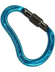 Mammut Bionic Mythos - Mosquetón de escalada con seguro, color azul, talla One size
