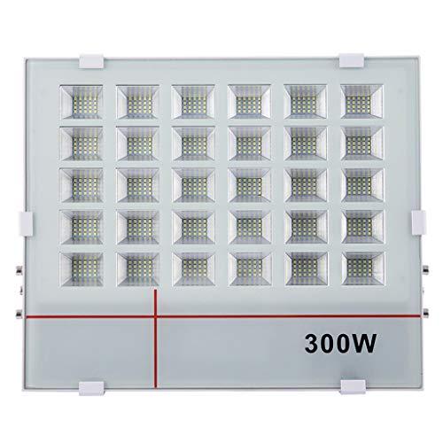 Preisvergleich Produktbild XEX LED Strahler Mit,  Wasserdichtes IP65 des Sicherheitslichtes Im Freien,  Das Innenhoffabrikbeleuchtung des Lichtes Annonciert (Color : 300W,  Size : Warm Light)
