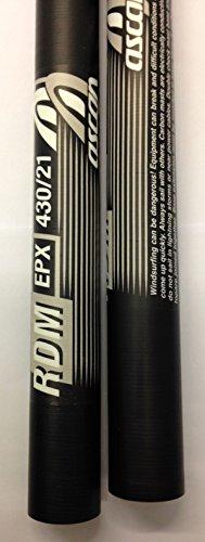 Ascan Mast Windsurf RDM reduzierter Durchmesser Epoxy Neu! (400 Zentimeter)