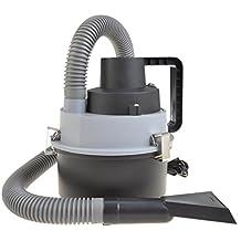 Húmeda y seca al vacío limpiador del coche de Hoover para los coches, furgonetas y camiones de gran alcance portátil compacta de 12 voltios