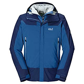 Jack Wolfskin Herren 3 in 1 Jacke ALTIPLANO JACKET MEN