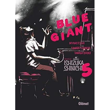 Blue Giant - Tome 05: Tenor saxophone - Miyamoto Dai