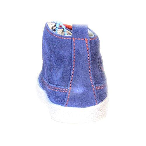 Falcotto - Naturino Falcotto Kinder Stiefeletten Blau Leder 1196 Blau
