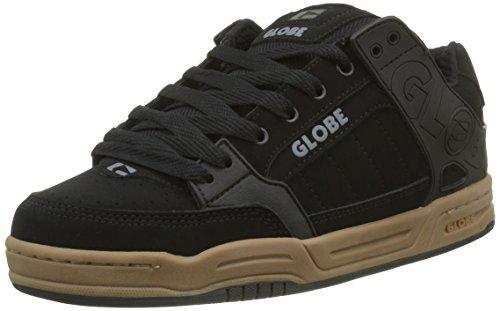 Globe Tilt - Scarpe da Skateboard Uomo, colore nero (black/gum), taglia 40.5 EU (7 UK)