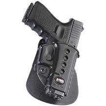 Fobus Concealed Carry Nuevo diseño variable cinturón Holster para Glock 17192223/Walther PK-380/Kahr CW40, CM40, P40, PM40, P45