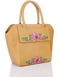 Satyapaul Women's Handbag (Tan)