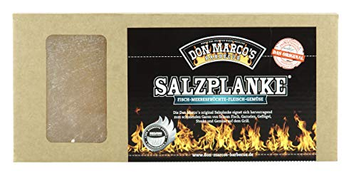 Don Marco's Barbecue Salzplanke, 1er Packung