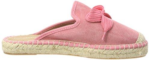 ESPRIT Damen Octavia Mule Espadrilles Pink (Pink)