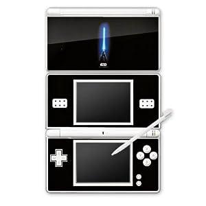 DeinDesign Skin kompatibel mit Nintendo DS Lite Aufkleber Sticker Folie Star Wars Merchandise Fanartikel Jedi Lightsaber