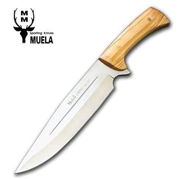 Muela M JABALI21OL Cuchillo...