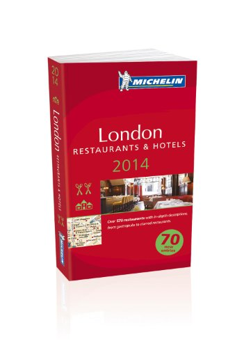Guide MICHELIN Londres 2014