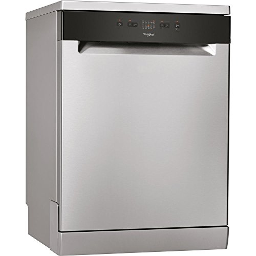 Whirlpool WFE 2B19 X Freestanding 13place settings A+ dishwasher - Dishwashers (Freestanding, Stainless steel, Black, Stainless steel, 1.3 m, 1.55 m, 1.5 m)