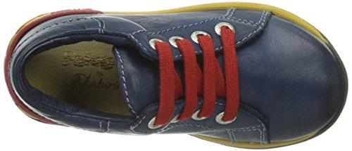 Naturino  FALCOTTO BRAD, {Chaussures premiers pas pour bébé (garçon) Bleu - Blau (BLEU)