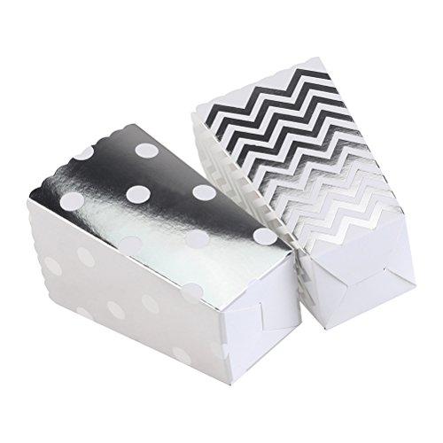 NUOBESTY Popcorn Box Container Geburtstag Baby Duschen Hochzeit Party Favors Supplies 36Pcs
