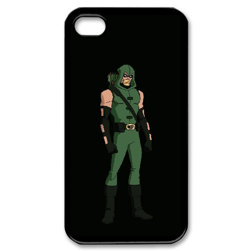 Custom personalized Case-iPhone 4 4s-Phone Case Green