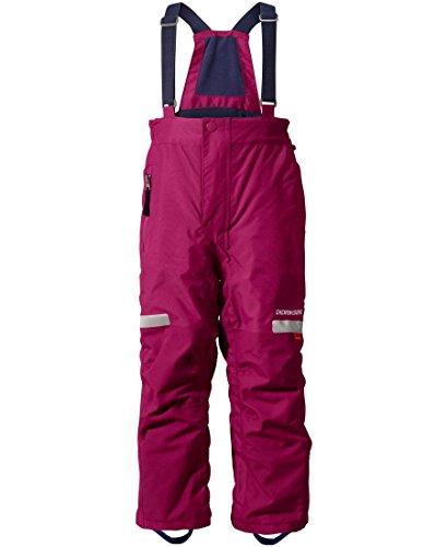 Didriksons-Amitola-KidsGirls-Ski-PantsSalopettes-Dark-Lilac-90