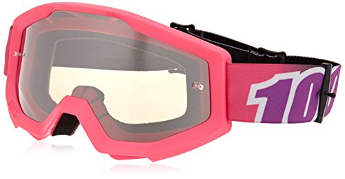 100% Crossbrille The Strata Slash - Klar