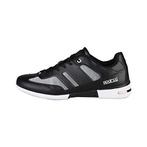 sparco-zapatillas-motegi-negro-eu-43