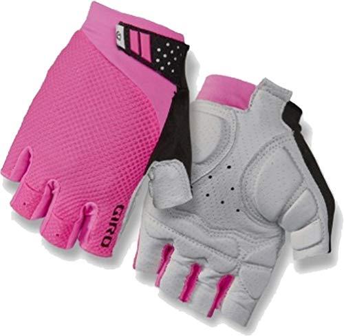 Giro Damen Monica II Gel Fahrradhandschuhe, Bright pink, S