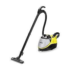 Karcher SV7 2200-Watt Steam Vacuum Cleaner (Yellow)