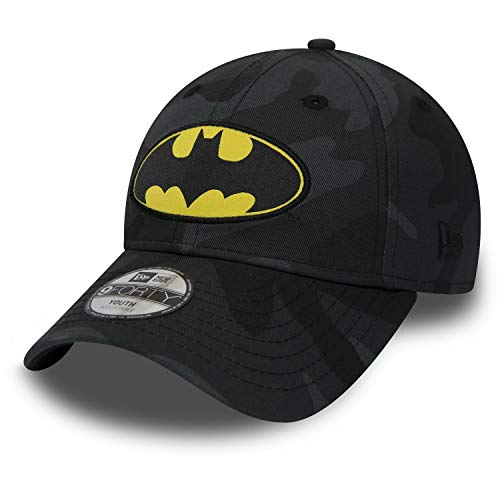 New Era Kinder Kappe Character 9Forty Adjustable Batman Youth