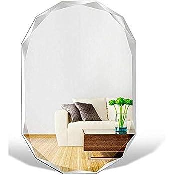 Miroir Mural Grand Cristal Bijou Mosaique Miroirs Muraux En