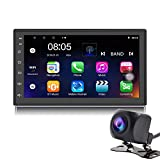 Panlelo S2 + NV Android 7.1 Car 2 Din Universal Car Stereo 7 Pulse Nightly Versione AM/FM/RDS Radio 1024 × 600 Quad Core + 16G Car Audio Player Navigazione GPS WiFi BT 2USB SWC Door
