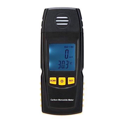 Beweglicher Handkohlenmonoxid-Meter-Hoher Präzisions-CO-Gas-Detektor-Analysator-Messbereich 0-1000ppm Detektor de Gas