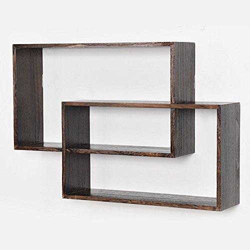 Teekanne Tee Rack aus massivem Holz / chinesische antike Möbel / Vitrinen / Wand Wandgestell (Antike Holz-möbel Chinesische)