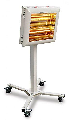 Infralogic Infrarot-Strahler Helios Robot Teleskope 2000 Watt und IP 20