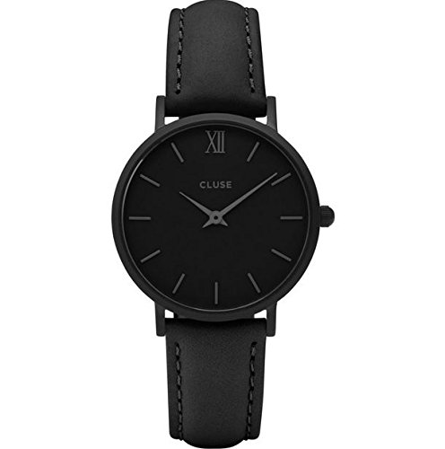 Cluse Minuit Full Black Damen CL30008