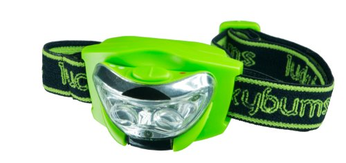 lucky-bums-youth-kids-white-light-red-light-portable-comfortable-lightweight-led-head-lamp-kelly-gre