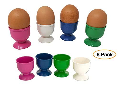 Eierbecherhalter, 8 Stück -