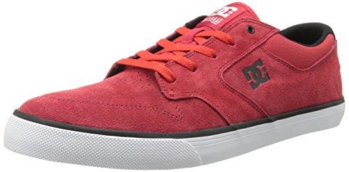 DC Shoes - Nyjah Vulc, scarpe alte da ginnastica da uomo, Rosso (Rouge (Rdb)), 46