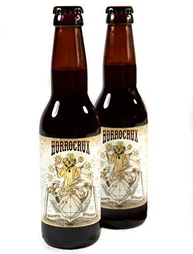 Harry Potter Duo de Cervezas de Mantequilla con Alcohol Horrocrux