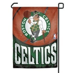 Boston Celtics 11''X15'' Garden Flag by Hall of Fame Memorabilia